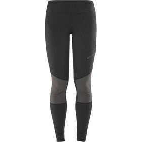 Columbia Titan Peak Trekking Leggings Mujer, black/shark